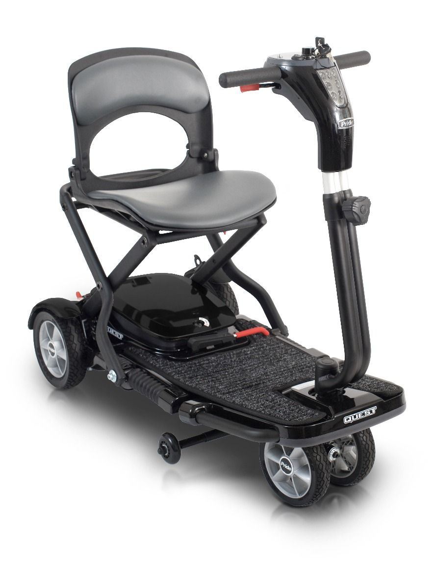 Pride Mobility Scooter >> Mobility Scooter Pride Quest