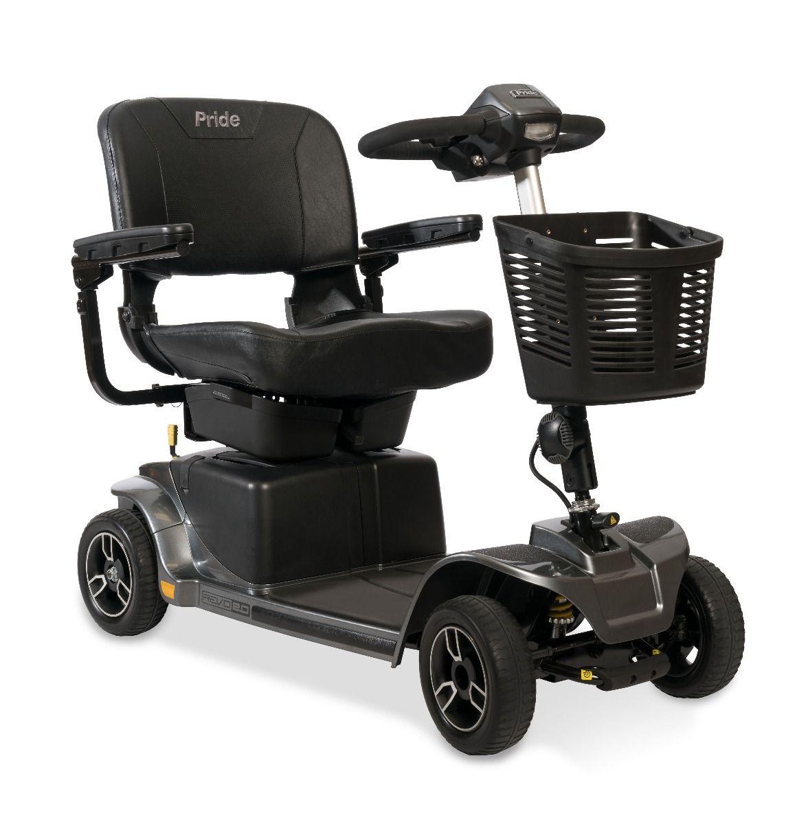 Pride Mobility Scooter >> Mobility Scooter Pride Revo 2 0
